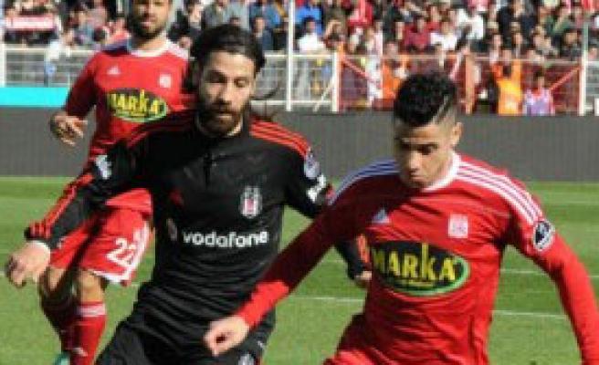 Sivasspor, Beşiktaş İle 21'inci Randevuda