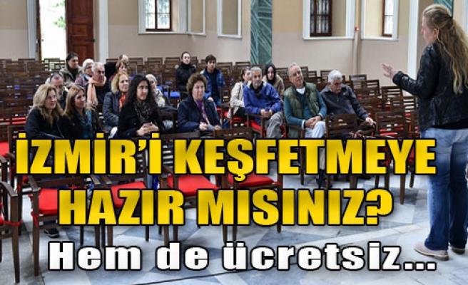 İzmir Turları Yeniden Başlıyor