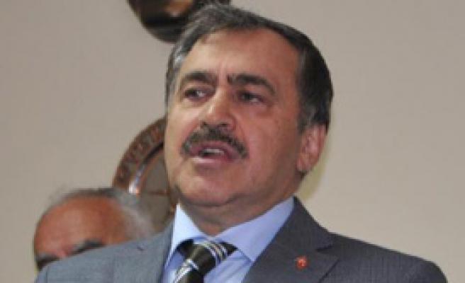 Bakan Eroğlu 'Beş' Dedi