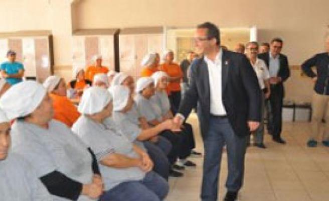 CHP'li Tezcan'dan Adalet Vurgusu