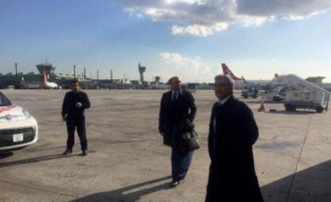Abdullah Gül, Tunus'a Gitti