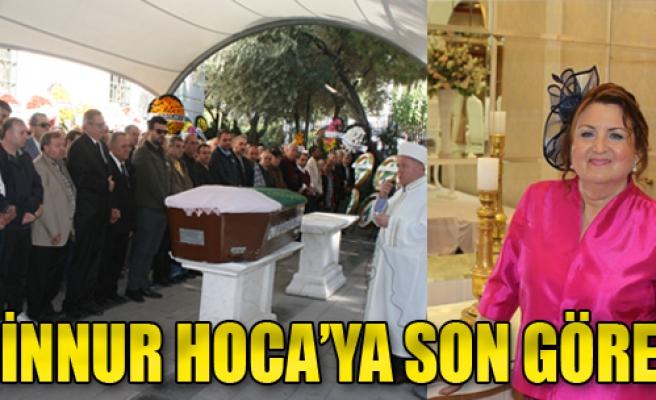 Binnur Hoca'ya Son Görev