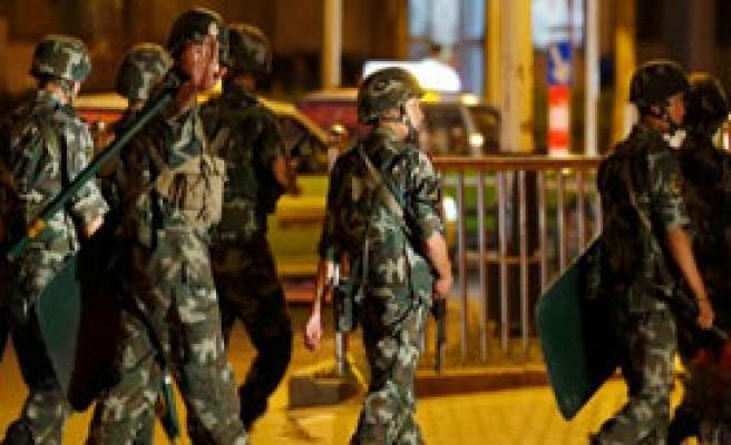 Doğu Türkistan Yine Karıştı