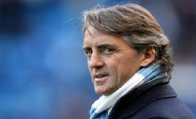 Mancini Kolları Sıvadı