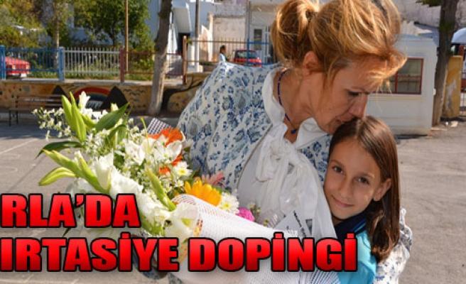 Urla'da Kırtasiye Dopingi