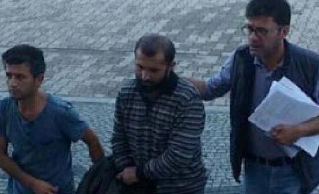 Biga'da 12 Afgan Kaçak Yakalandı