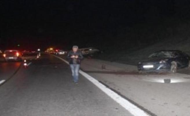 İzmir'de O Sürücüye 8 Yıl Hapis