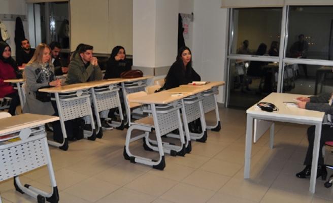 Öğrencilere Girişimcilik Dersi