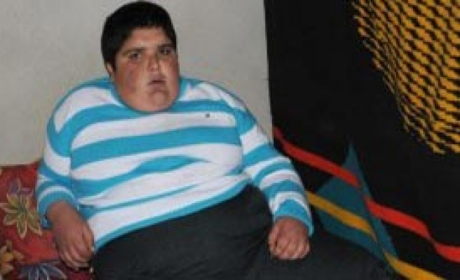 11 Yaşında 140 Kilo