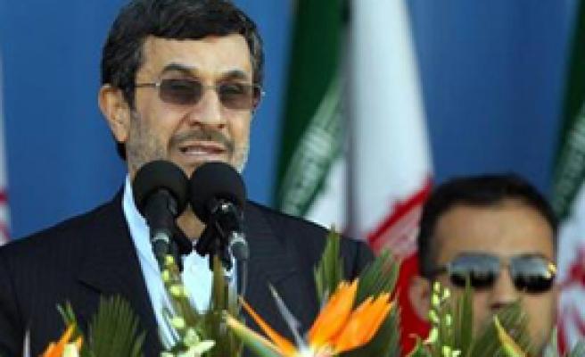 Ahmedinejad: Olimpiyatlara Gitmek İstiyorum