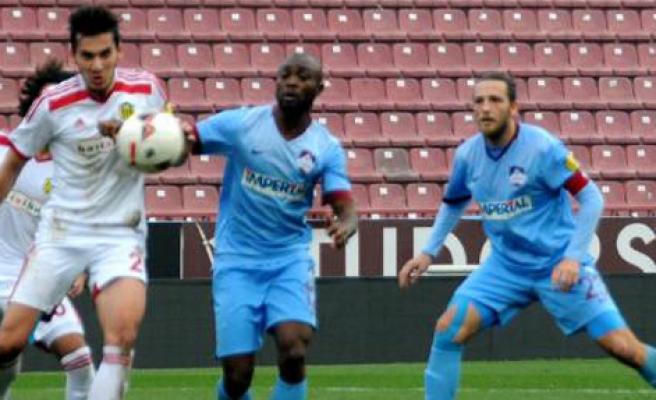 1461 Trabzon-Alima Yeni Malatyaspor: 2-1