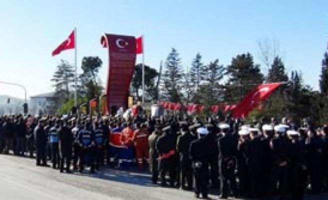 704 Şehit Anısına Anıt