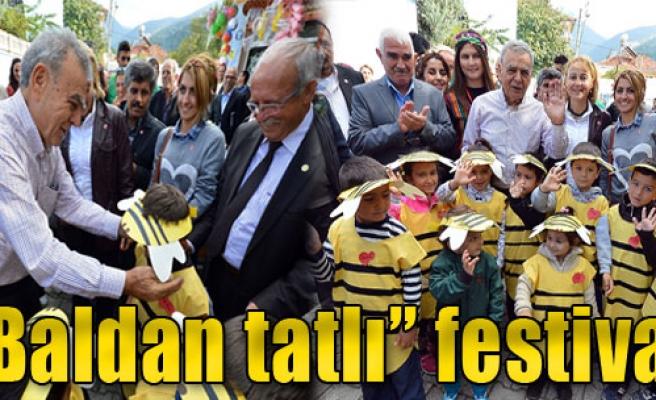 'Baldan Tatlı' Festival