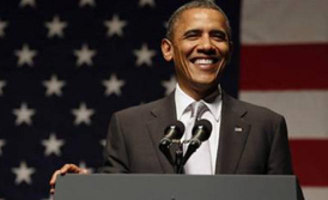 Obama Derin Nefes Aldı