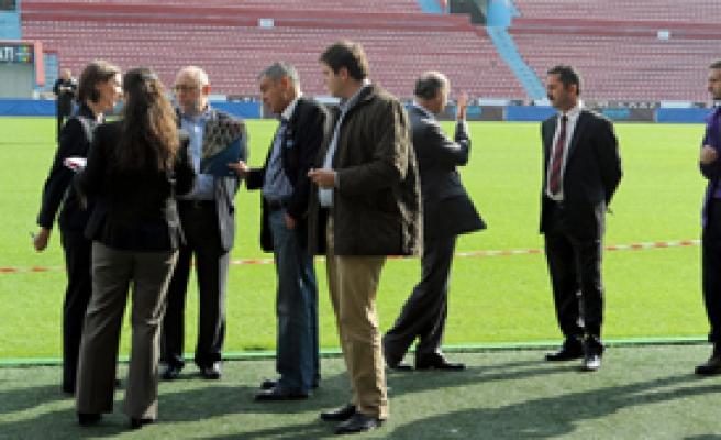 FIFA İncelemeye Geldi!