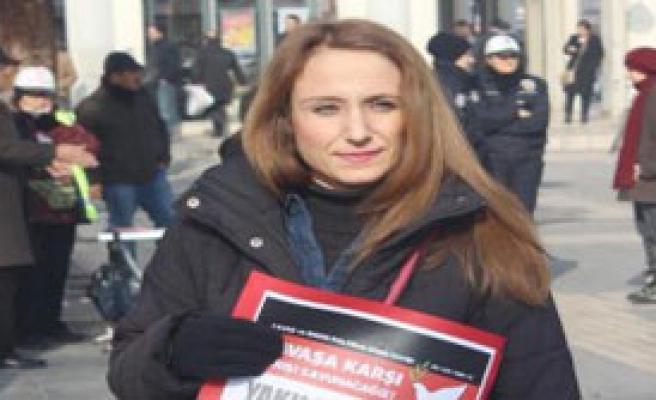 Kayseri'den 'barış' Çağrısı