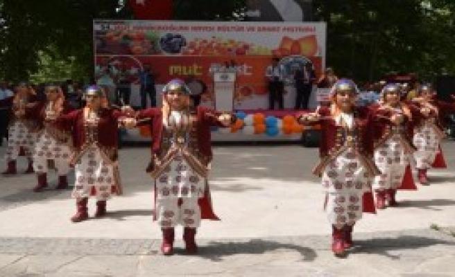 54.Karacaoğlan Festivali Başladı