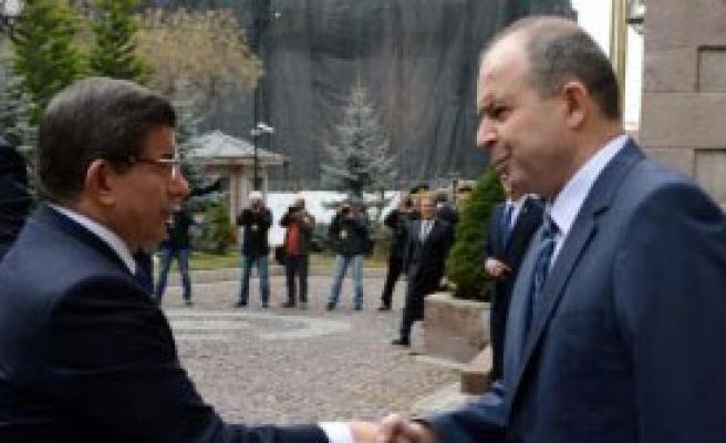 Başbakan Davutoğlu, Saldırıyla İlgili Brifing Aldı