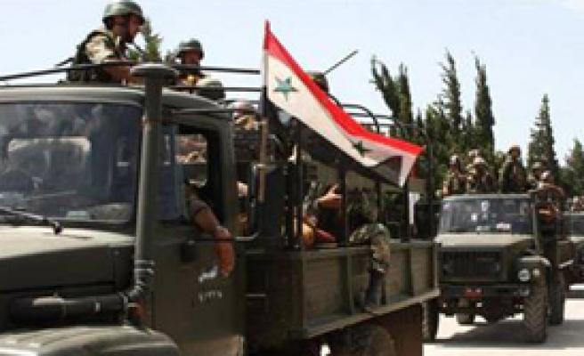 'Suriye'ye Askeri Müdahale Riskli'