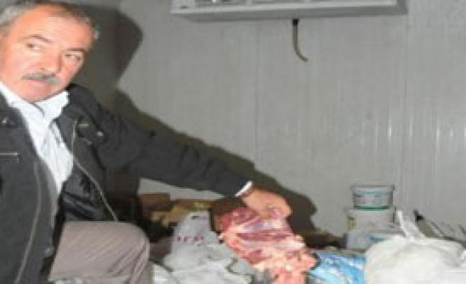 Gümrük'de Kurban Eti Yasağı