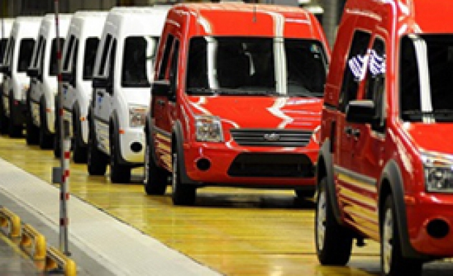 Ford Otosan'a 100 Milyon Euro'luk EIB Kredisi