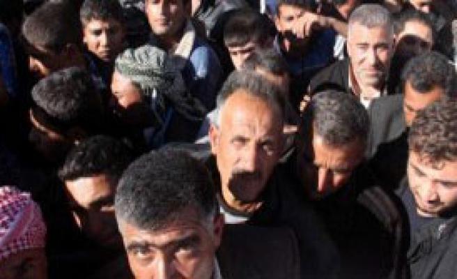 Kobani'ye Dönüş Yoğunluğu