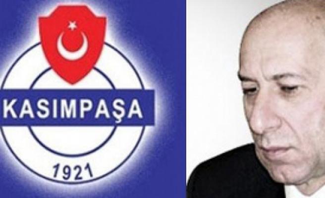 Kasımpaşaspor'da Yönetim Kurulu Açıklandı