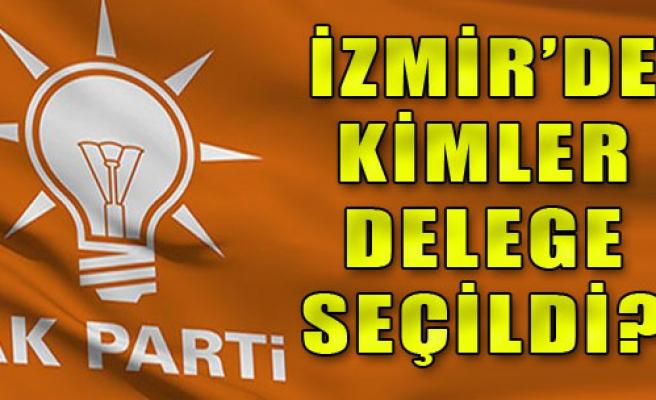 AK Parti'de Kimler Delege Oldu?