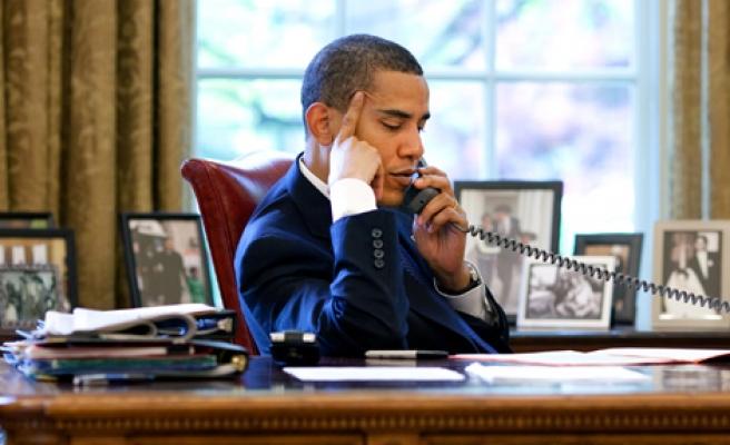 Obama'dan Taziye Telefonu