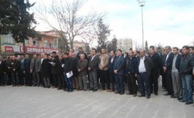İki Dilde Halepçe Protestosu
