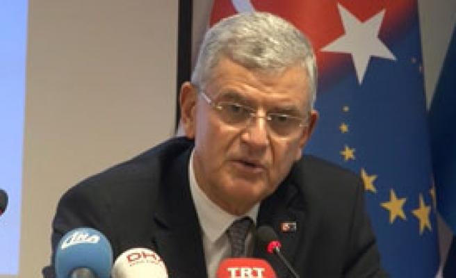Türkiye'den Brüksel Açıklaması