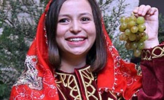 Safranbolu'da Geleneksel Bağ Bozumu Şenliği