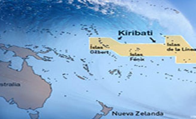 Ekonomi Bakanı: Kribati'yi Hedef Gösterdi.