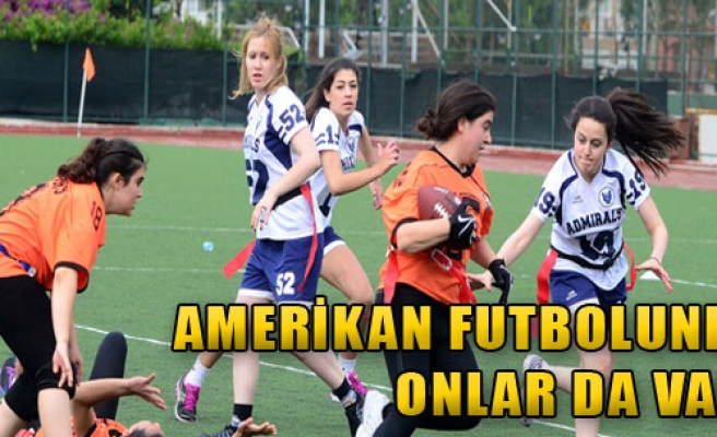 Flag Futbolcu Kızların Amacı Federasyon Kurmak