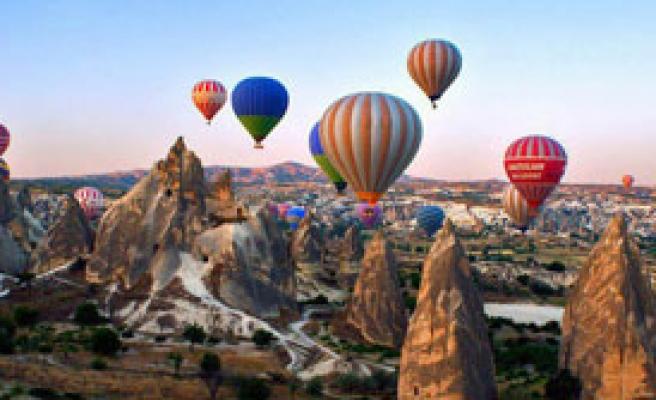 Kapadokya Yeni Pazarlara Açılıyor
