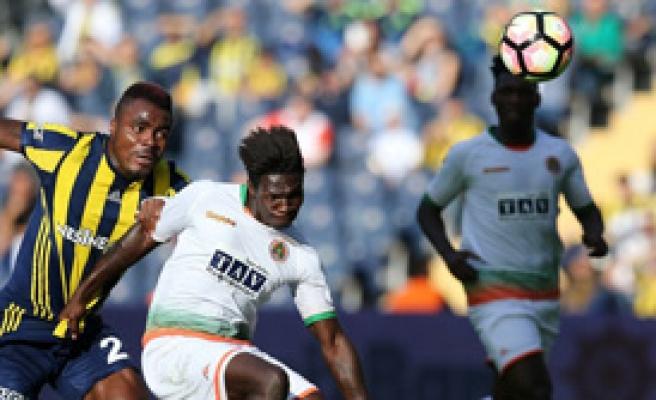 Fenerbahçe 1-1 A. Alanyaspor