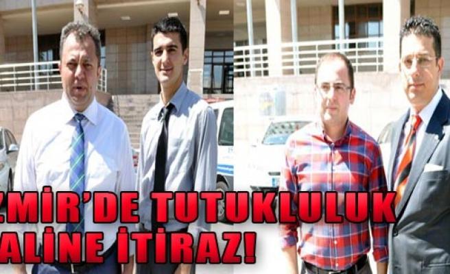 Avukatlardan Tutuklamalara İtiraz!