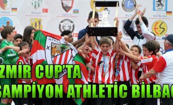 İzmir Cup'ta Şampiyon Athletic Bilbao