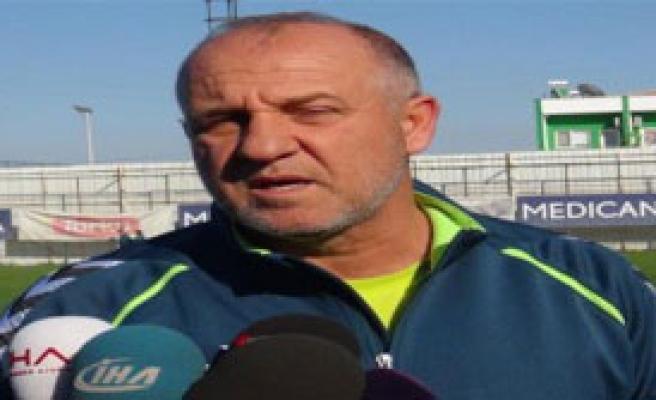 'Fenerbahçe'ye Yürekli Oynayacağız'