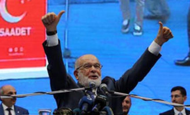 Saadet, Yeni Genel Başkanını Seçti