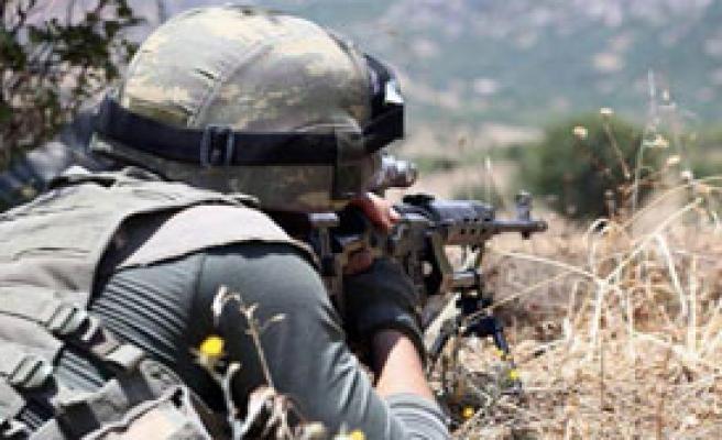 Bir Ele Başı PKK'lı Daha Öldürüldü!