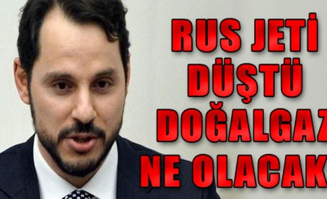 Yeni Enerji Bakanı'ndan Rusya Yorumu