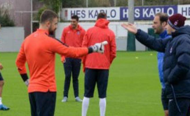 Trabzonspor'da Mehmet Ekici Sevinci