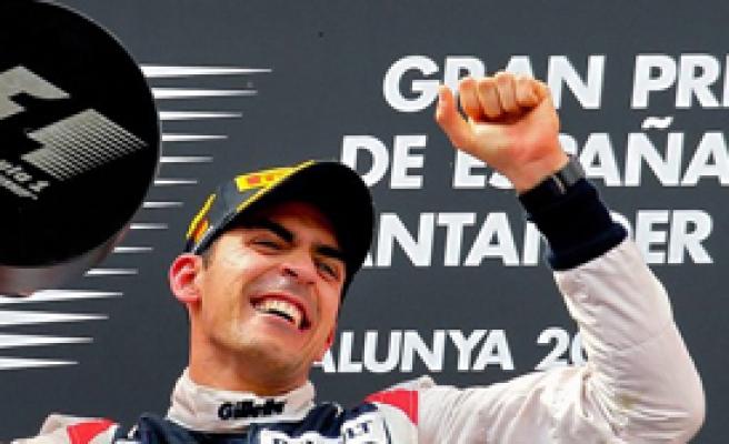 Formula 1'de Sürpriz