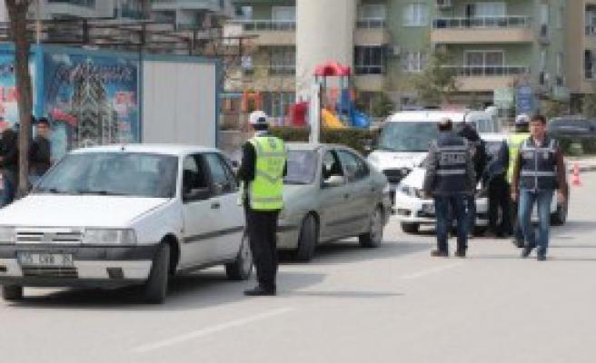 Manisa'da Nevruz Tepkisi