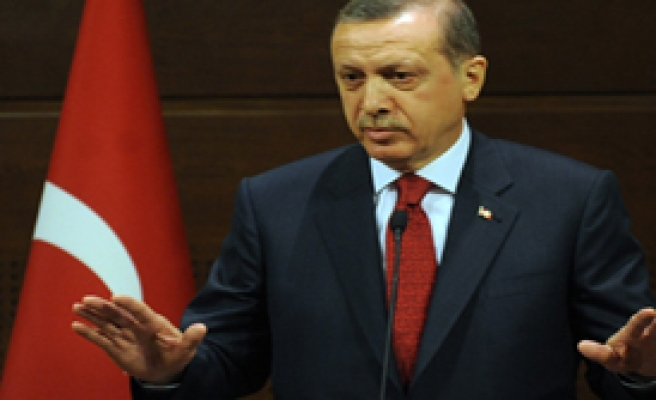 Erdoğan: Onların 31 Dakikalık Bir Süreci Var