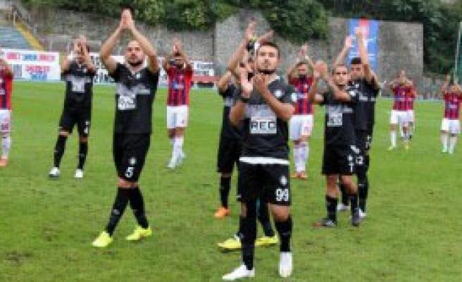 Zonguldak Kömürspor-Altay: 4-2