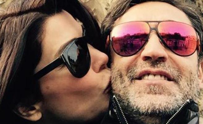 Aşıklar İspanya'da