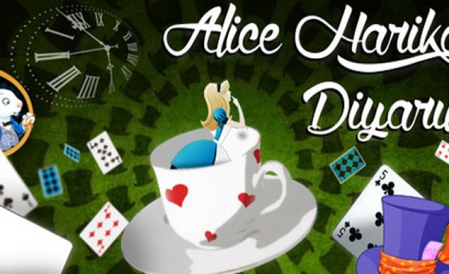 'Alice Harikalar Diyarında'