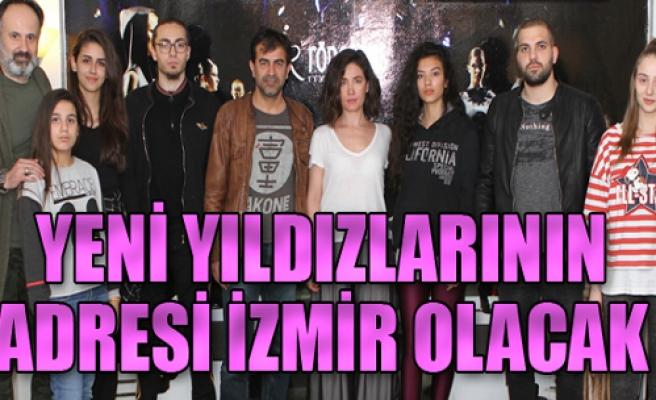 Yeni ekran yıldızları İzmir'den çıkacak